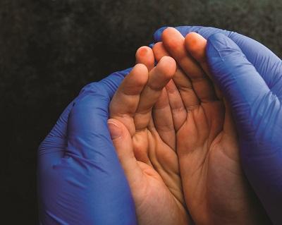 mani e coronavirus